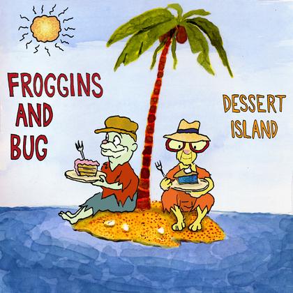 froggins and bug